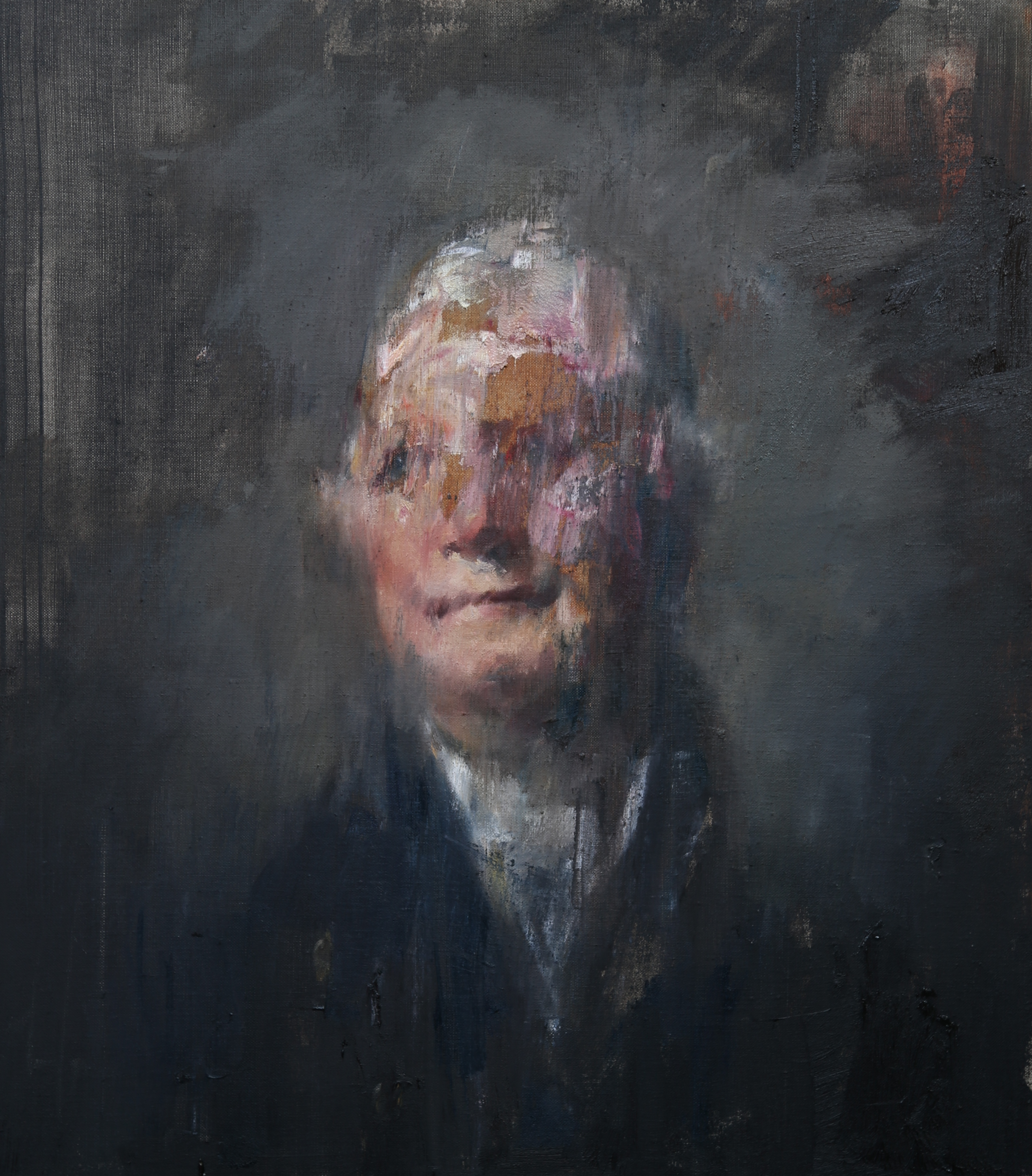 Portrait of Alexander Shaw,