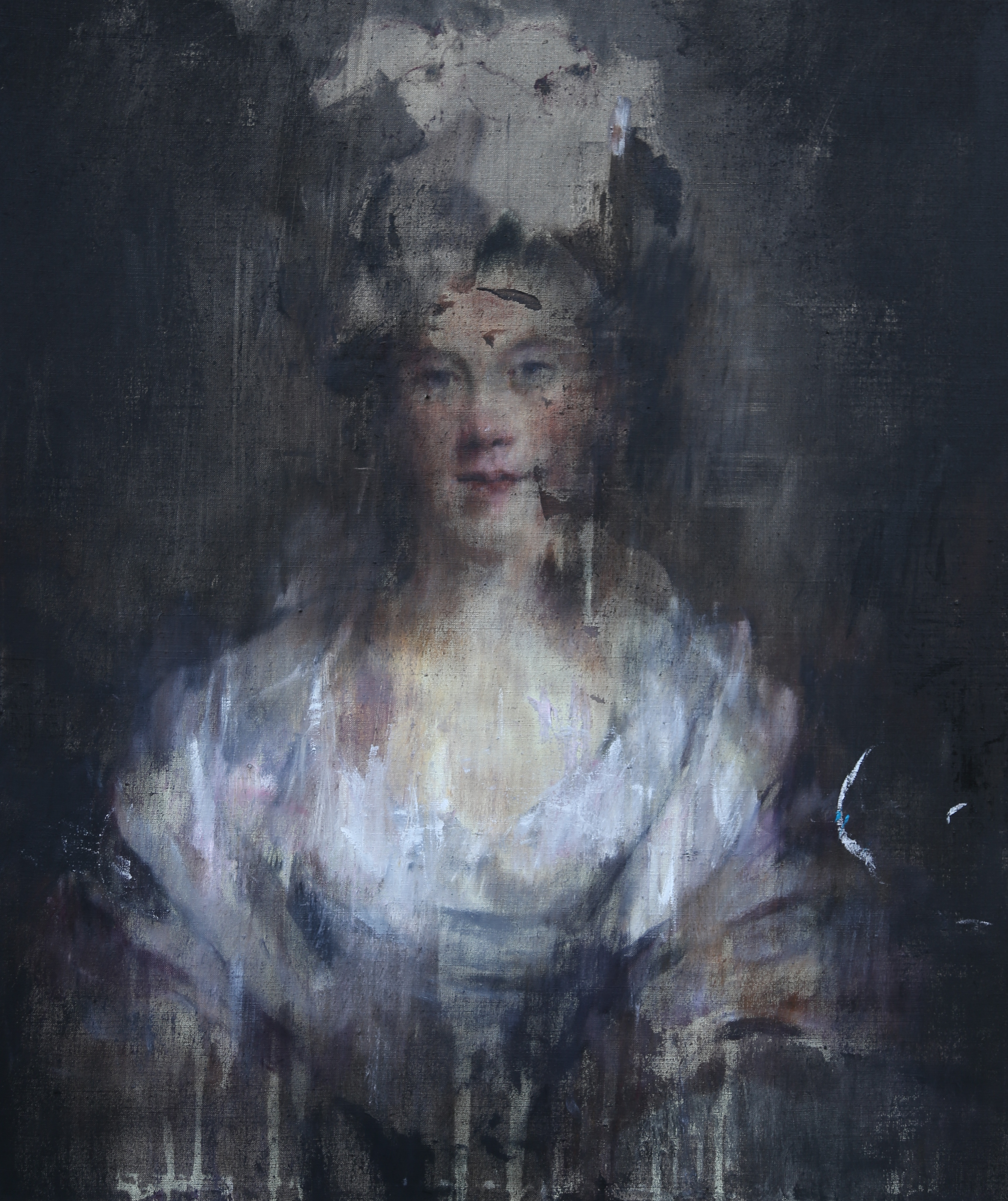 Lady Forbes, after Reynolds