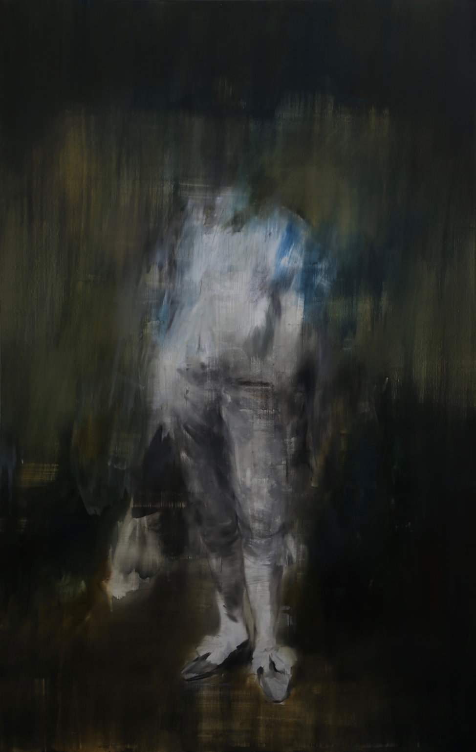 The Blue Boy, after Gainsborough 3, 200x