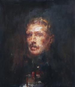 Portrait of a General, after Sargent