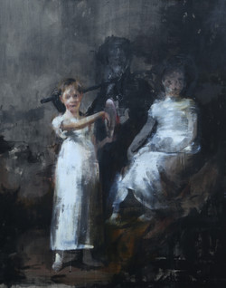 The Elphinston Children, after Sir Henry Raeburn