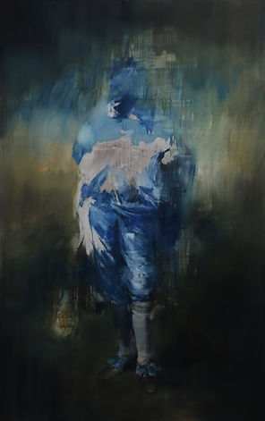 The Blue Boy, after Gainsborough 1, 200x