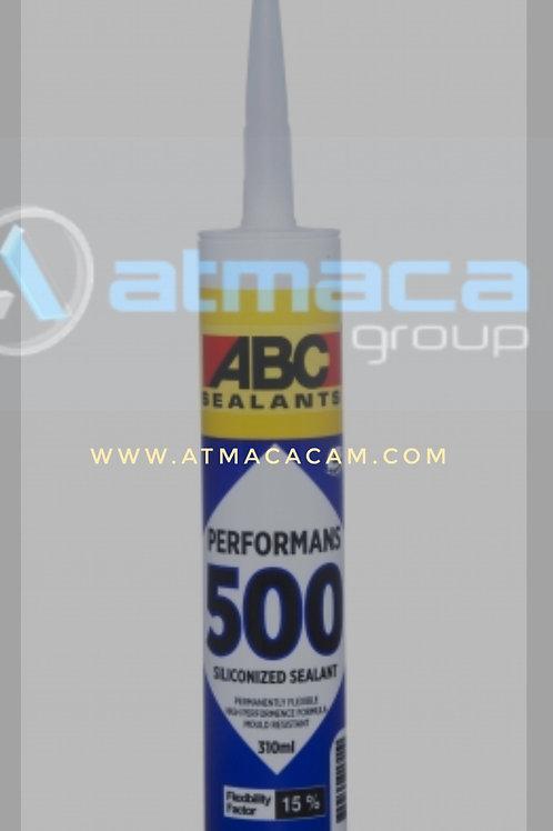 SİLİKONİZE MASTİK ABC 500