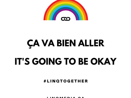 Launching The #linqtogether Campaign