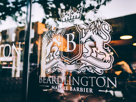 Linq Media Supports Beardlington Barbershop