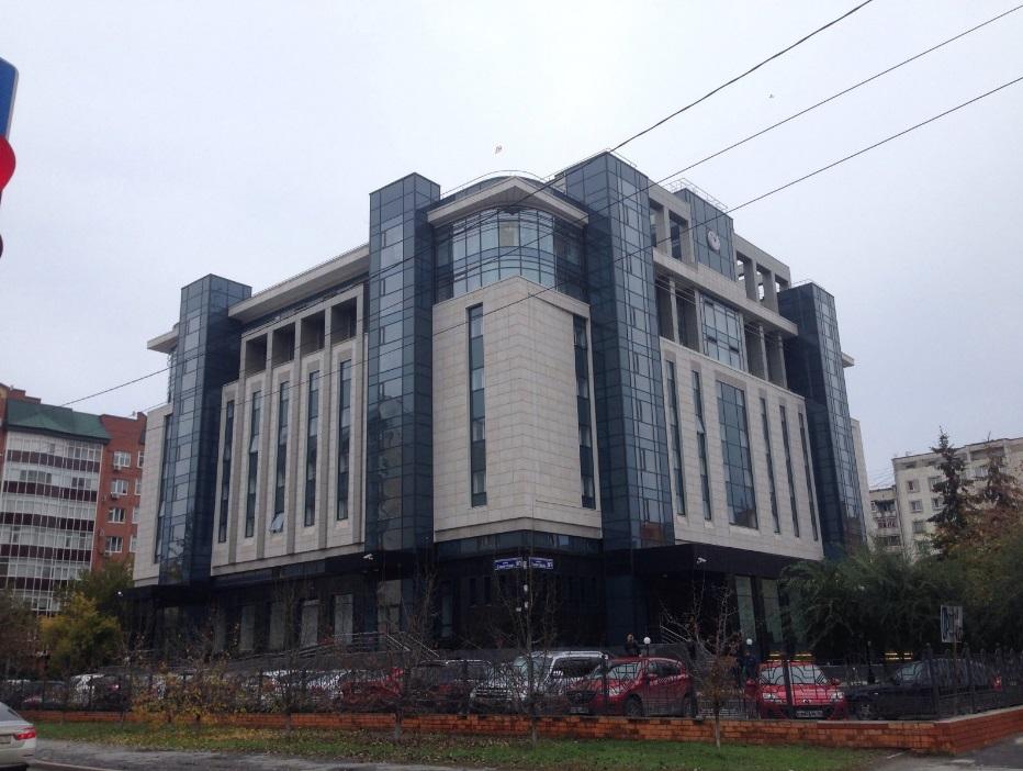 Дом электронного правительства 1