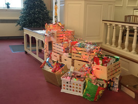 Advent Donations