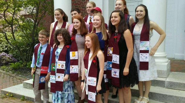 Newly confirmed members!