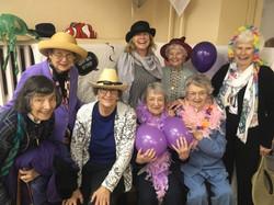 Elder Sunday Birthday Party