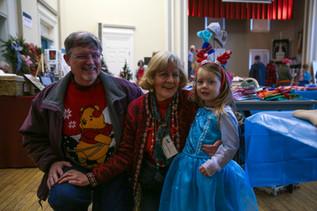 Canterbury family at the Fair