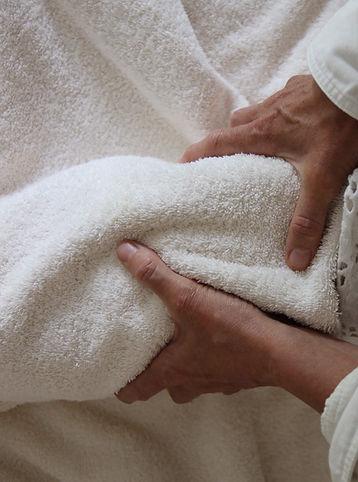 massage, bodywork een gebruikte Rebalancing-techniek, Praktijk Rebalancing Willemijn
