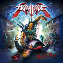 HOLYCIDE - FIST TO FACE