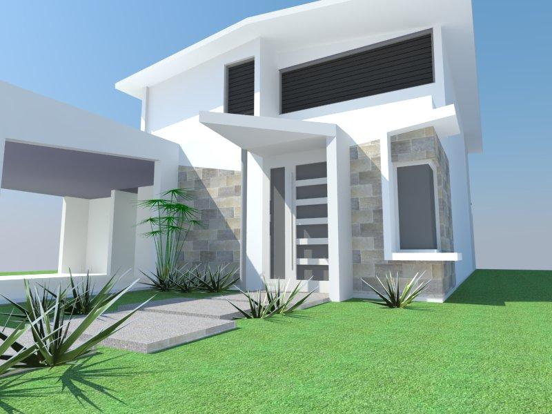 Concept Render - Entrance