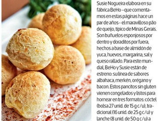 Pão de Queijo con sabores