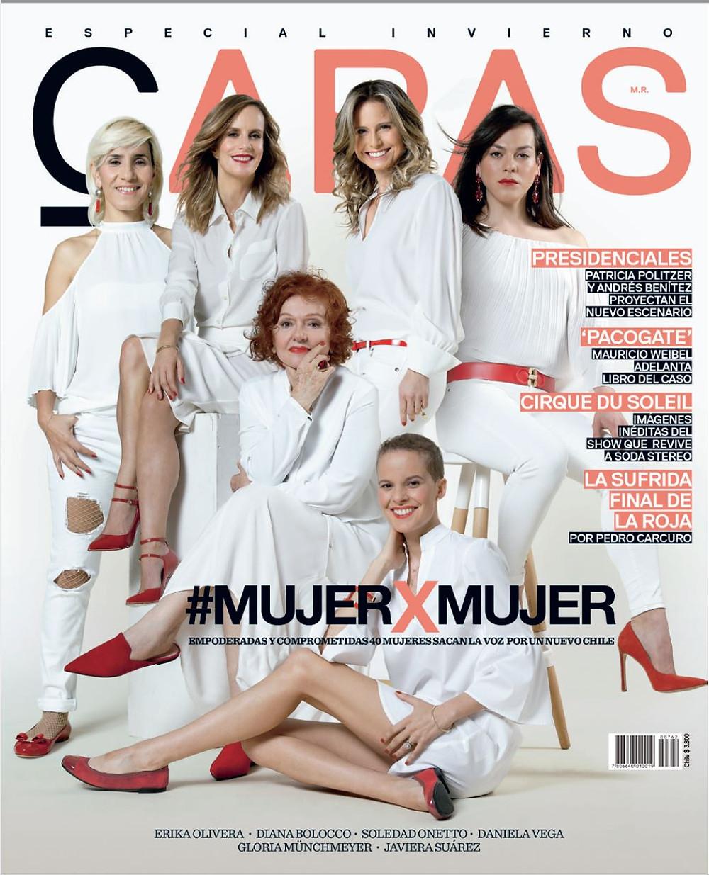 BeHo Revista Caras
