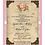 Thumbnail: Vintage Rose Wedding / Event Invitation