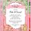 Thumbnail: #5 Tea Party Baby Shower Invitation