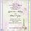 Thumbnail: Spring in Paris Wedding / Event Invitation