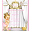 Thumbnail: Little Princess Blonde Baby Shower Invitations (sold in sets of 10)