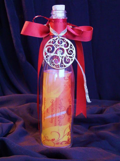 Red Jewel Wedding / Event Invitation