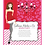 Thumbnail: Sexy Brunette Holiday Party and  Event Invitation
