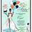 Thumbnail: African American Fabulous Me Balloons Birthday Invitation (sold in sets of 10)