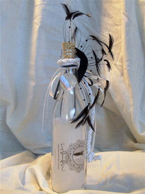 Black & White Filigree Wedding / Event Invitation