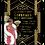 Thumbnail: Gatsby Ebony Birthday Party and  Event Invitation (sold