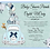Thumbnail: African American Boy Baby Shower Parade Invitations (sold in sets of 10)