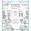 Thumbnail: Blue Baby Elephant Birthday Invitation (sold in sets of 10)
