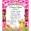 Thumbnail: Lion King Princess Hakuna Matata Birthday Invitation (sold in sets of 10)