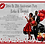 Thumbnail: African American Anniversary Hearts & Balloons Invitation (sold in sets of 10)