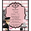 Thumbnail: Brunette Chanel Baby Shower Bottles Invitation (sold in sets of 10)