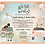 Thumbnail: African Amer. We Tied the Knot Drive-By Invitation (sold in sets of 10)