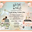 """Thumbnail: Biracial """"We Tied the Knot"""" Drive-By Invitation #2 (sold in sets of 10)"""