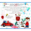 Thumbnail: Charlie Brown Holiday Drive By Gift Exchange Invitation (sold in sets of 10)