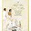 Thumbnail: African Amer. Couples Champagne & Flowers Shower Invitation (sold in sets of 10)