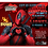Thumbnail: Deadpool Birthday Party and  Event Invitation (sold in sets of 10)