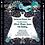 Thumbnail: Masquerade Peacock Birthday Party and  Event Invitation