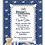 Thumbnail: Denim & Diamonds Crown Baby Shower Invitations (sold in sets of 10)