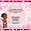 Thumbnail: Baby Moana Baby Shower Invitation