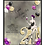 Thumbnail: 21st Birthday Party Purple Hair and  Event Invitation (sold in sets