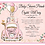 Thumbnail: African American Girl Baby Shower Parade Invitations (sold in sets of 10)