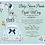 Thumbnail: Boy Baby Shower Parade Invitations (sold in sets of 10)