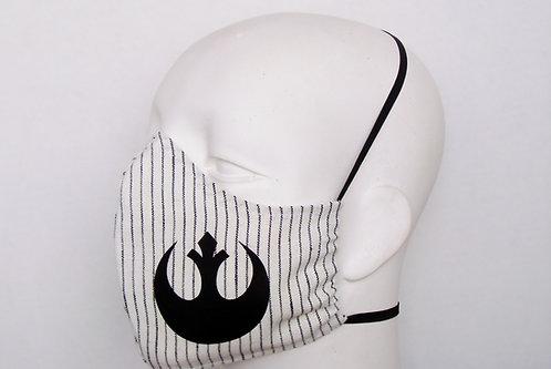 Star Wars Rebel Alliance Contoured Face Mask with Filter Pocket