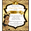 Thumbnail: Golden Little Princess Baby Shower Invitations (sold in sets of 10)