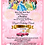 Thumbnail: Princess Drive-By Birthday Party Invitation (sold in sets of 10)