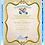 Thumbnail: Dumbo Baby Shower Invitation