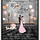 Thumbnail: African American Anniversary in Paris Invitation (sold in sets of 10)