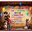 Thumbnail: Coco Fun Birthday Invitation (sold in sets of 10